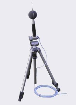 Outdoor Mic with Optional Tripod
